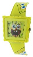 Nickelodeon SpongeBob Squarepants Yellow Childrens Casual Strap SB39B
