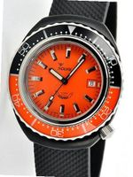 Squale 1000 meter Professional Swiss Automatic Dive with Black PVD Case 2002O-PVD-R