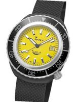 Squale 1000 meter Professional Swiss Automatic Dive with Black PVD Case 2002Y-PVD-R