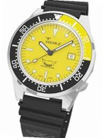 Squale 500 meter Professional Swiss Automatic Dive with Sapphire Crystal 1521-026-Y