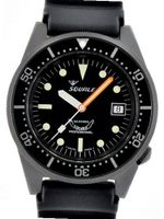 Squale 500 meter Professional Swiss Automatic Dive with Sapphire Crystal 1521-026PVD