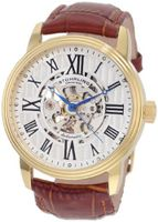 Stuhrling Original 1077.3335K2 Classic Delphi Venezia Automatic Skeleton Brown