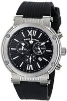 Swiss Legend 10006-GM-01 Legato Cirque Analog Display Swiss Quartz Black