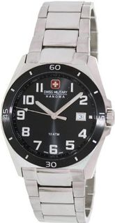 Swiss Military Black Dial 06-5190.04.007