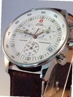 Mans Swiss Military 17700ST-2L