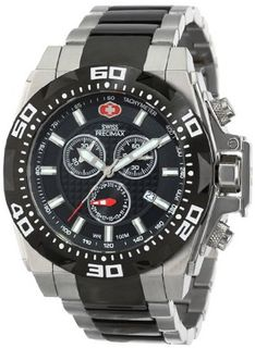 Swiss Precimax SP13187 Quantum Pro Stainless-Steel Band