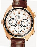 Tag Heuer Link Autavia Automatic Chronometer Chronograph Limited Edition