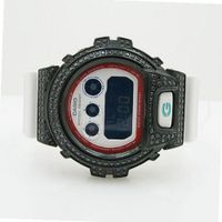 Casio es 6900 G SHOCK Black Swarowski Crystal