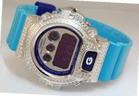 Digital Iced Out Crystal 5ctw