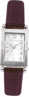 Ted Baker TE2004 Sui-Ted 3-Hand Analog Leather Strap