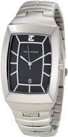 Ted Lapidus 5102011 Black Dial Stainless Steel