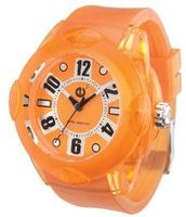 Tendence 02013013 Rainbow Orange 44mm