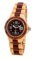 Tense All Wooden Sports Two Tone Maple Sandalwood G4100MS RNDF