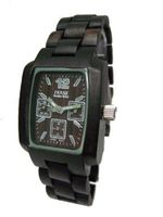 Tense Dark Sandalwood Rectangular Wood J8302D