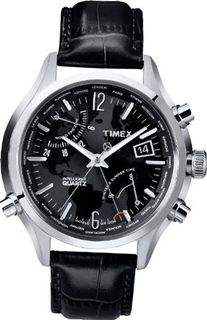 Timex Intelligent Quartz T2N943 World Time