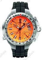 Timex Elevated  TX Fly-back Chronograph - Compass - Double Time Zone