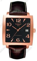 Tissot Gold Collection Sculpture Line