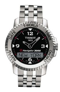Tissot Touch Collection Touch Navigator T96.1.488.52