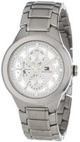 Tommy Hilfiger 1710237 Classic Stainless Steel Multifunction