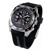 T7 Flight Computer Black Rubber Strap