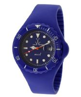 Jelly Blue Dial Blue Silicone
