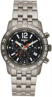 Classic Chronograph Titanium by Traser