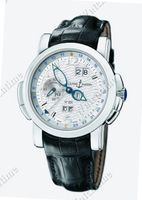 Ulysse Nardin Limited Editions GMT ± Perpetual calendar Limited Edition