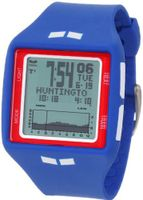 Vestal BRG010 Brig Tide and Train Blue White Red Positive Digital Surf