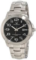 Viceroy 40317-55 Black Dial Stainless Steel Date