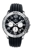 Viceroy 40321-15 White Sub Dial Black Rubber