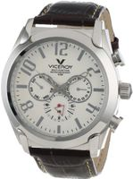 Viceroy 40347-05 Brown Leather Date