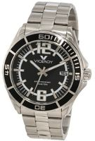 Viceroy 40353-55 Black Dial Stainless Steel Date