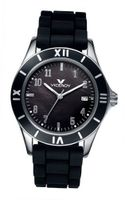 Viceroy 40670-55 Black Rubber Date