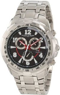 Viceroy 432841-58 Black Chronograph Stainless-Steel Date