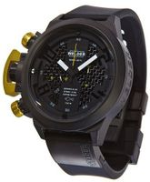 Welder by U-boat K24 Chronograph Black Ion-Plated Steel Calendar K24-3309