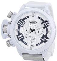 Welder by U-Boat K24 Oversize Chronograph White Ion-Plated Steel K24-3311