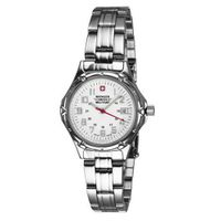 Ladies Swiss Military Stainless Steel Bracelet