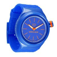 uWize and Ope Wize & Ope Unisex Wize Club Analogue SH-CL-9S with Blue Dial