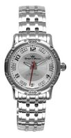 Yonger & Bresson YBH 8301J-01 M Silver stainless-Steel band .