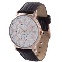 uYvesCamani Yves Camani Gents BAROCCO Red Gold YC1001-H