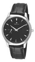 Zenith 03.2010.681/21.c493 Elite Ultra Thin Black Dial