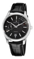 Zenith 03.2120.685/22.C493 Elite Captain Power Reserve Black Dial