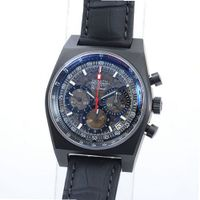 Zenith 40th Anniversary El Primero Original Vintage 1969 Limited Edition of 250, 96.1969.469