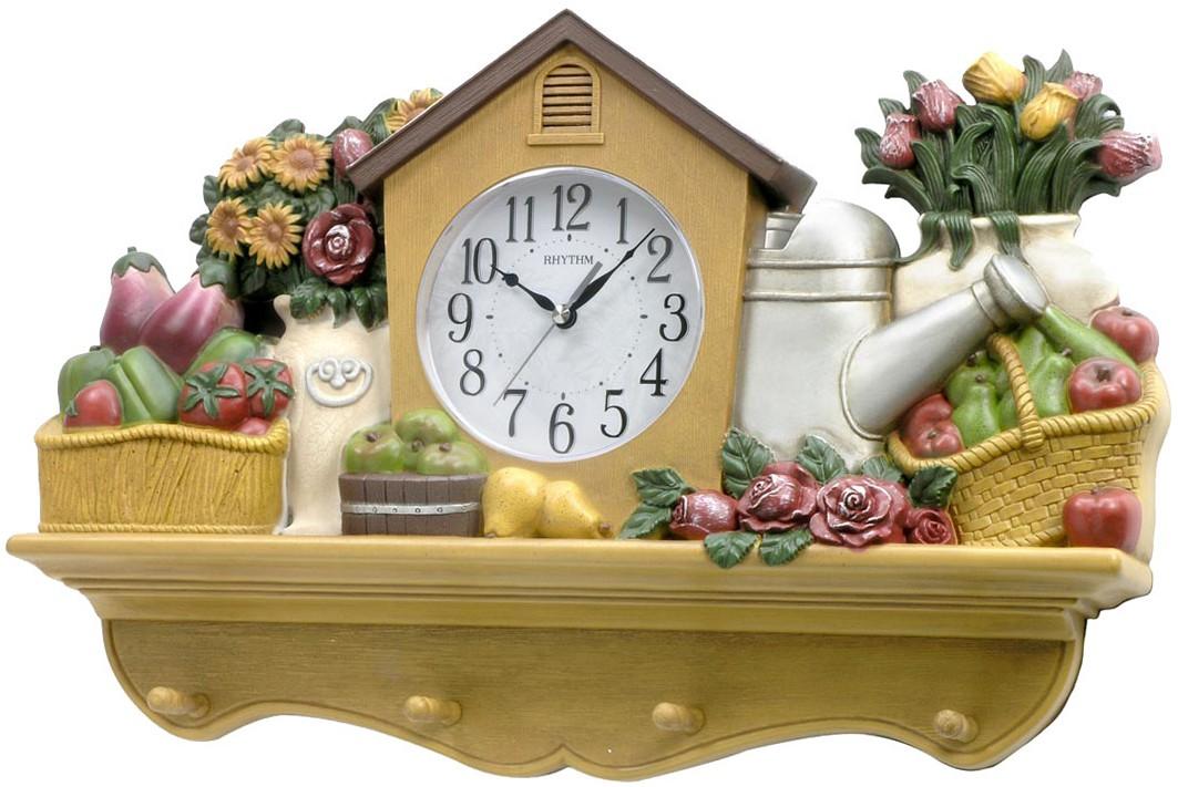 Настенные часы для кухни в Омске купить по низким ценам в