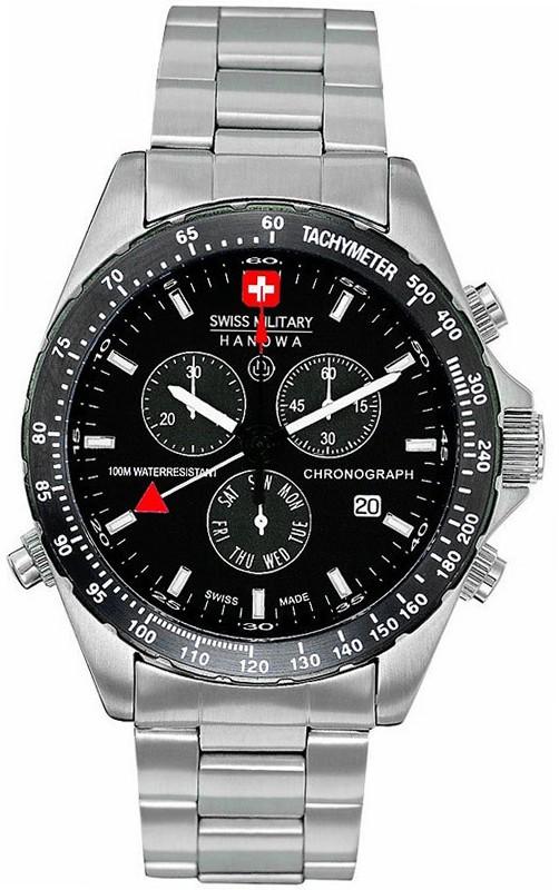 7ffe0555b6e5 Swiss Military Hanowa Navigator 6-5007.04.007
