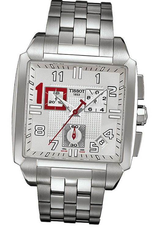 TISSOT T0554171605700 - купить часы в официальном